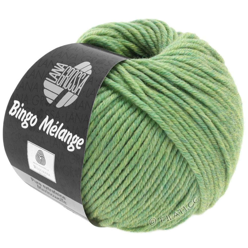 Lana Grossa BINGO  Uni/Melange/Print | 243-light green
