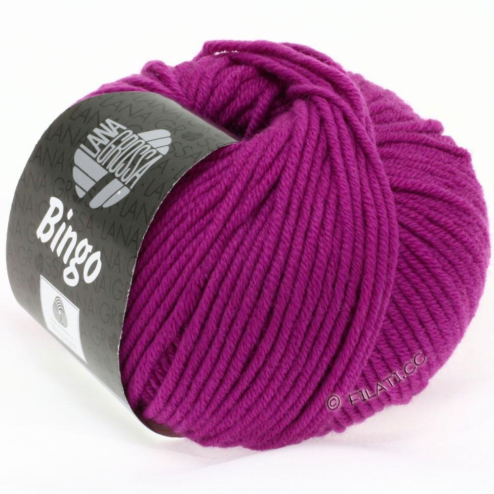 Lana Grossa BINGO  Uni/Melange/Print | 705-neon violet