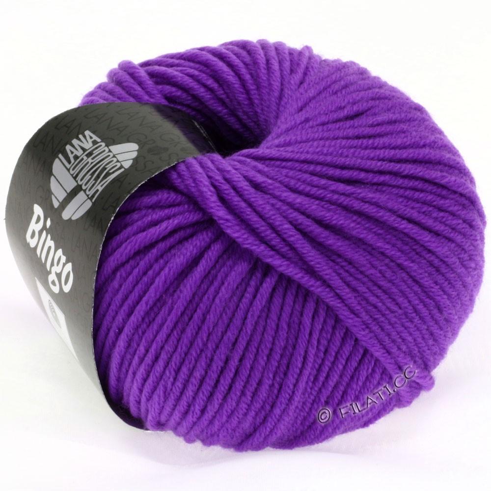 Lana Grossa BINGO  Uni/Melange/Print | 710-neon violet