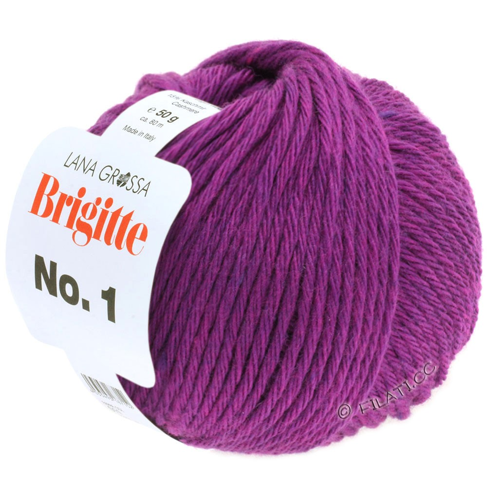 Lana Grossa BRIGITTE NO. 1 | 03-violet