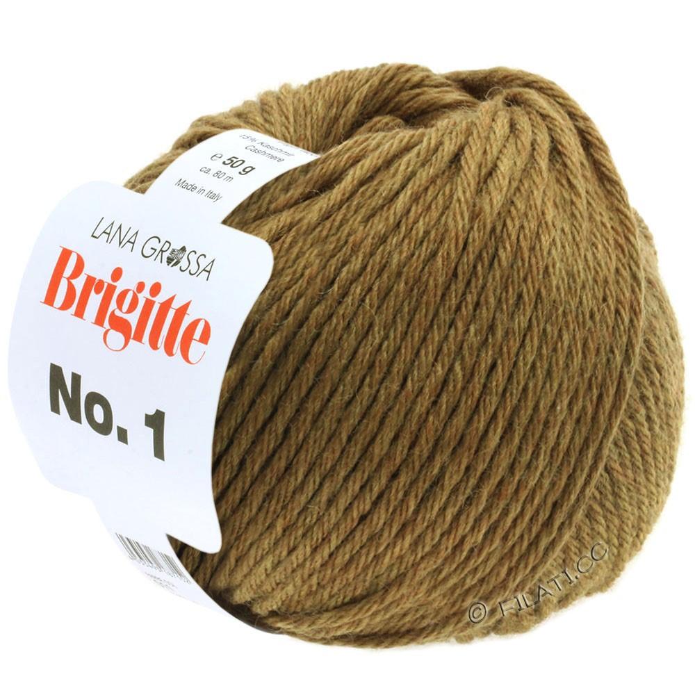 Lana Grossa BRIGITTE NO. 1 | 16-hazelnut brown