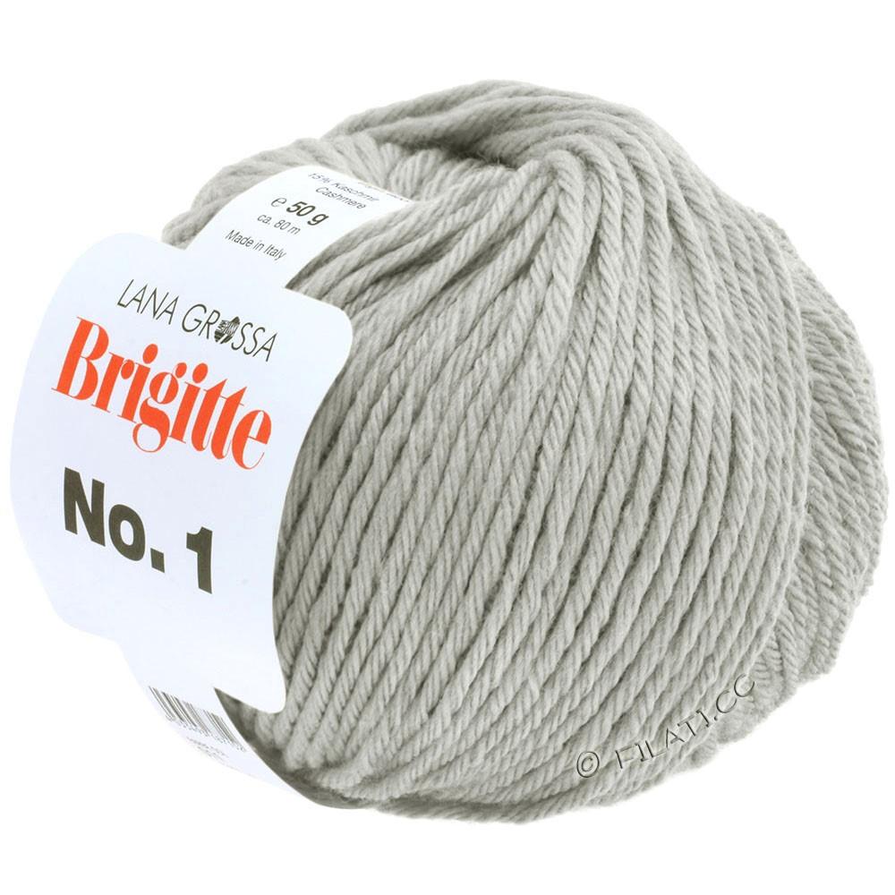 Lana Grossa BRIGITTE NO. 1 | 19-light gray