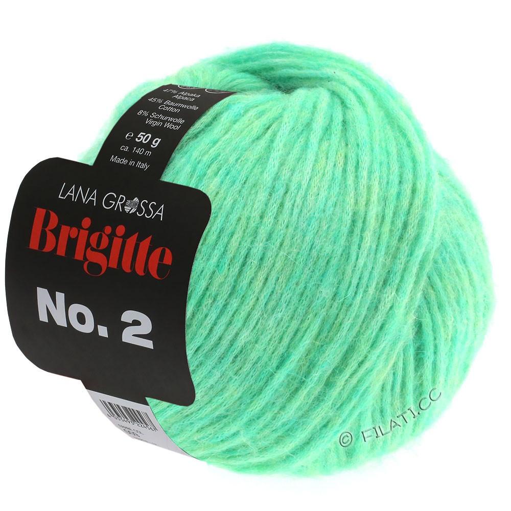 Lana Grossa BRIGITTE NO. 2 | 03-strong mint