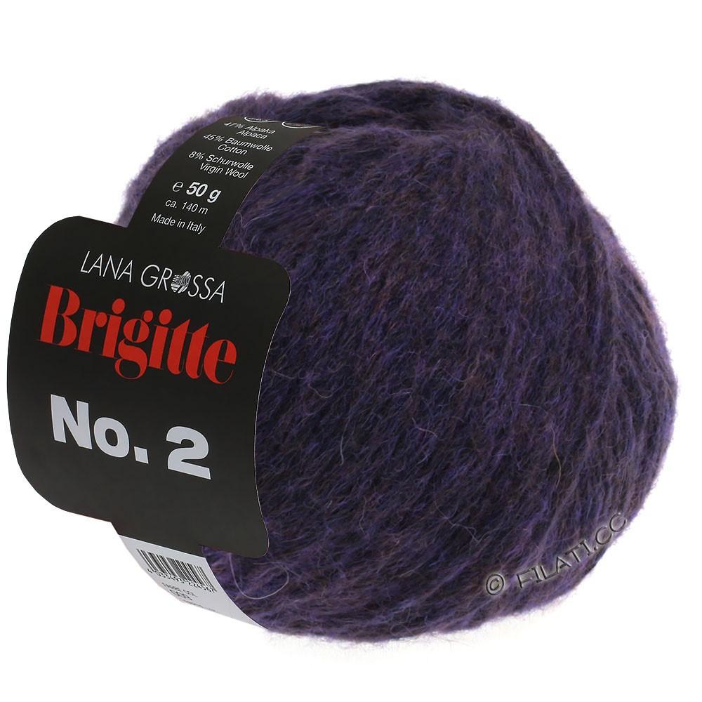 Lana Grossa BRIGITTE NO. 2 | 07-eggplant