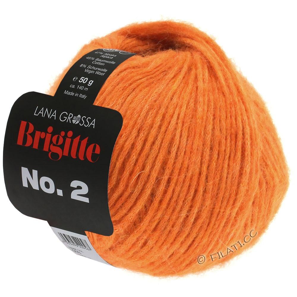 Lana Grossa BRIGITTE NO. 2 | 10-orange