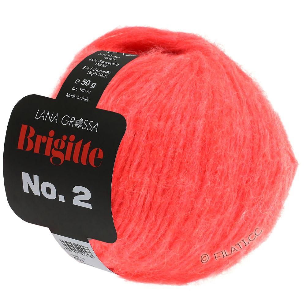 Lana Grossa BRIGITTE NO. 2 | 11-coral