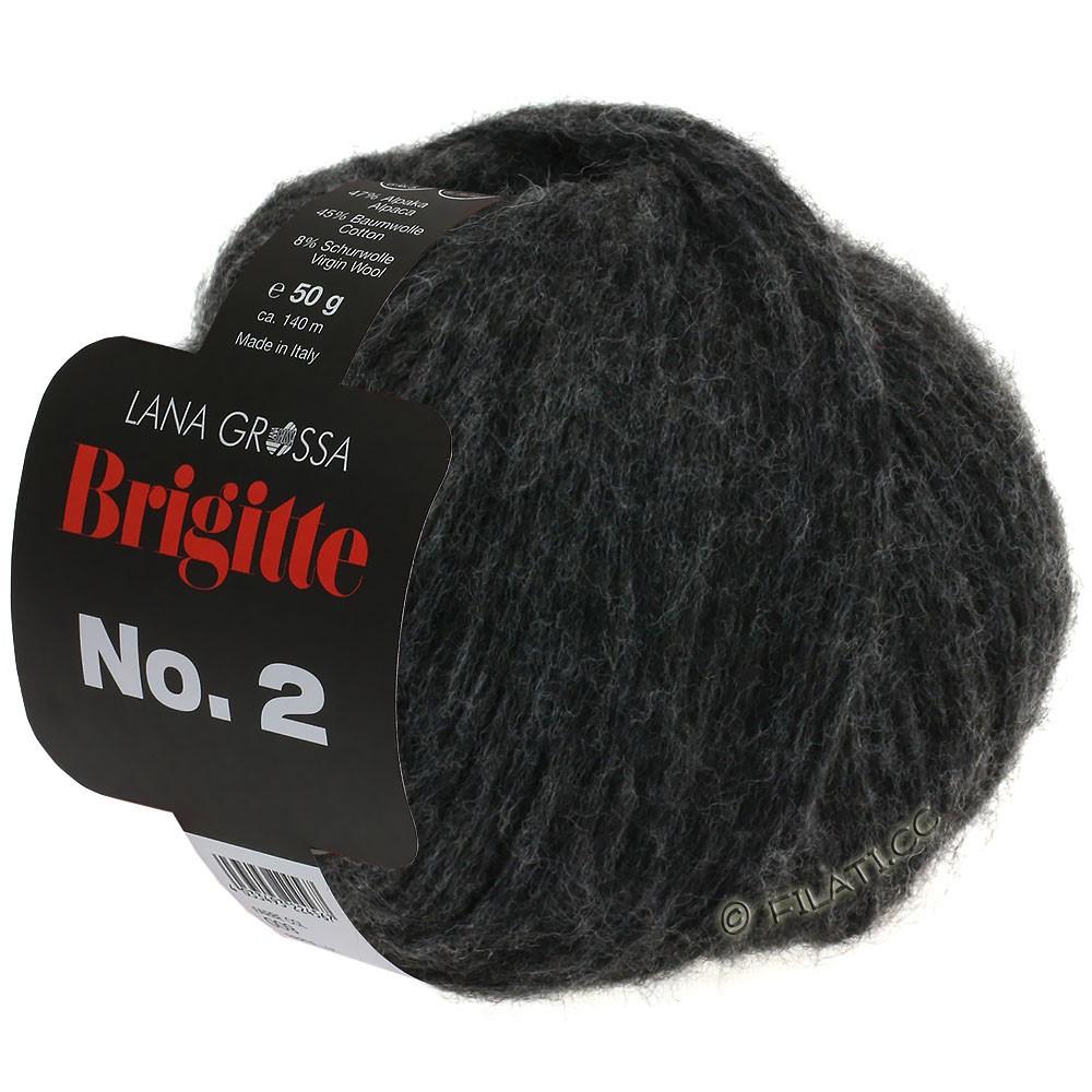 Lana Grossa BRIGITTE NO. 2 | 14-black