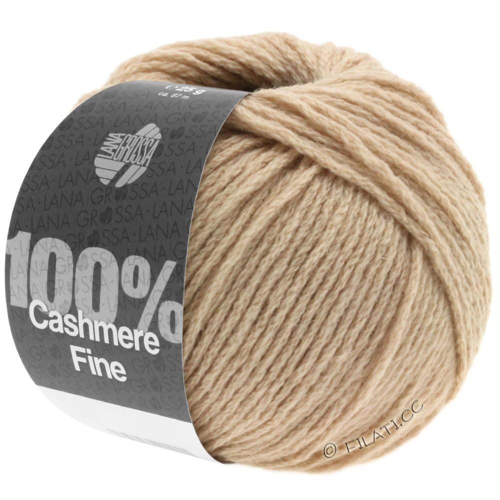 Lana Grossa 100% Cashmere Fine | 05-camel