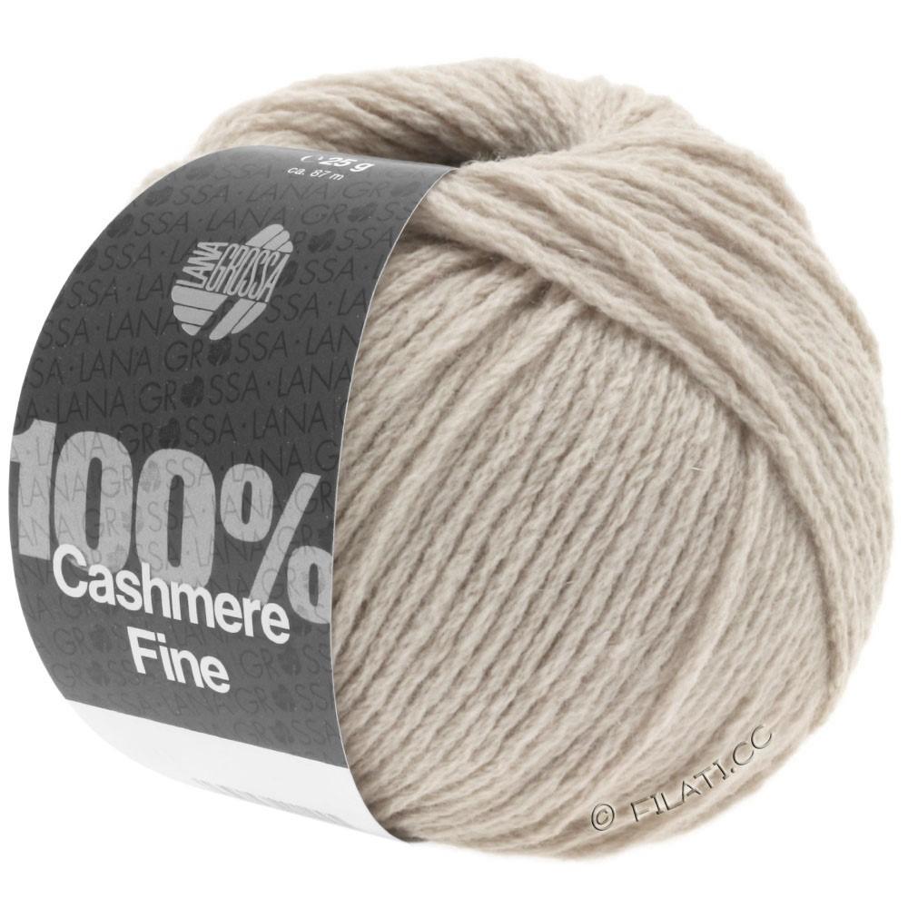 Lana Grossa 100% Cashmere Fine | 15-light beige