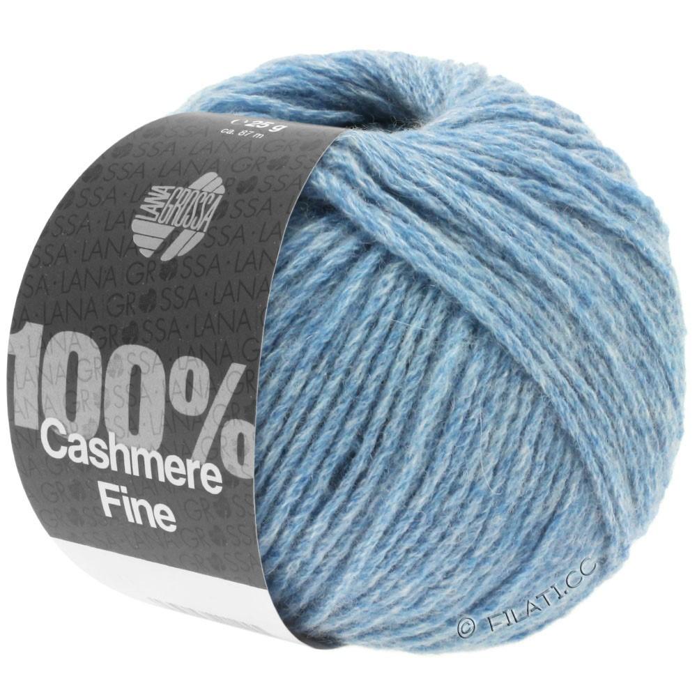 Lana Grossa 100% Cashmere Fine | 19-light blue