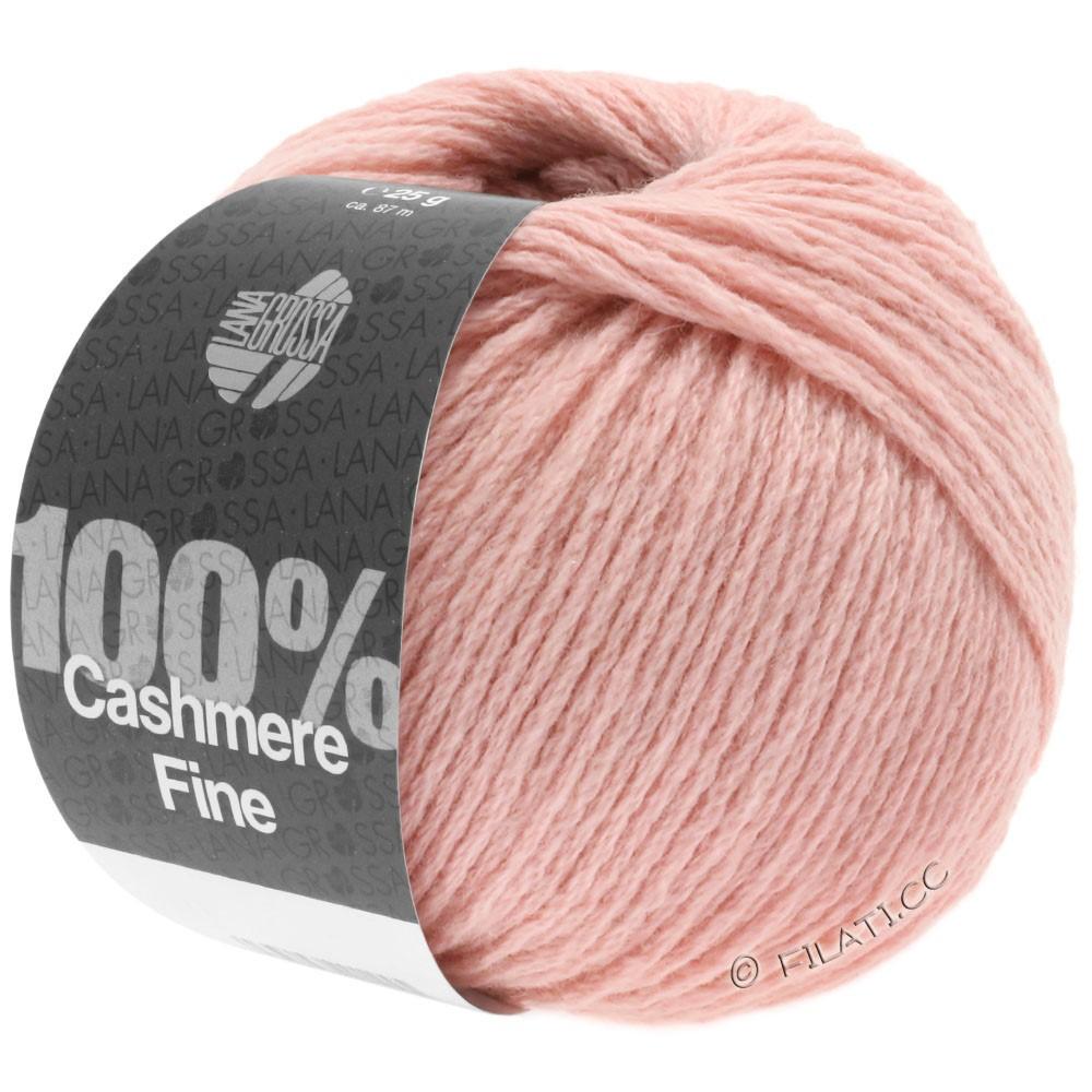 Lana Grossa 100% Cashmere Fine | 23-rose