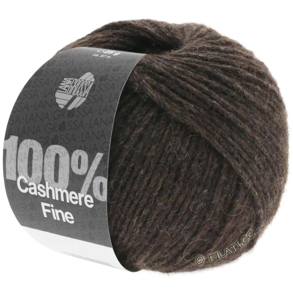 Lana Grossa 100% Cashmere Fine | 25-mocha