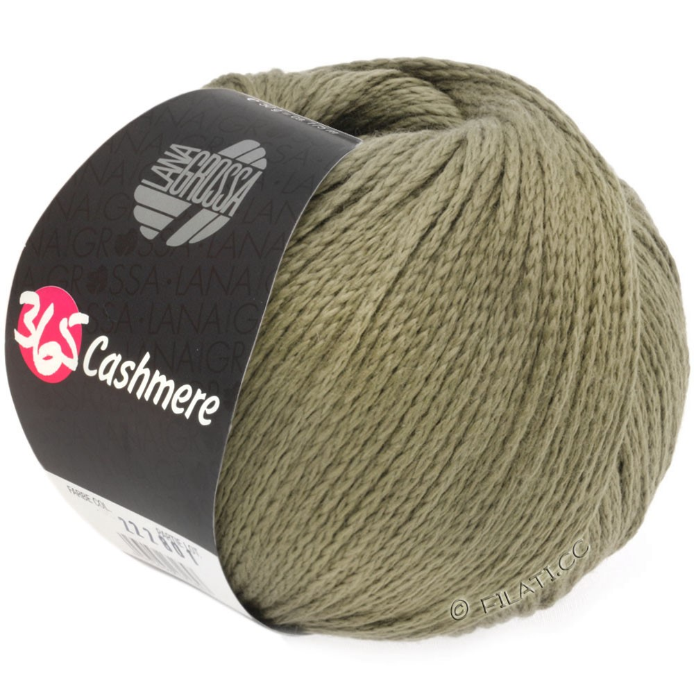 Lana Grossa 365 CASHMERE | 08-reed green