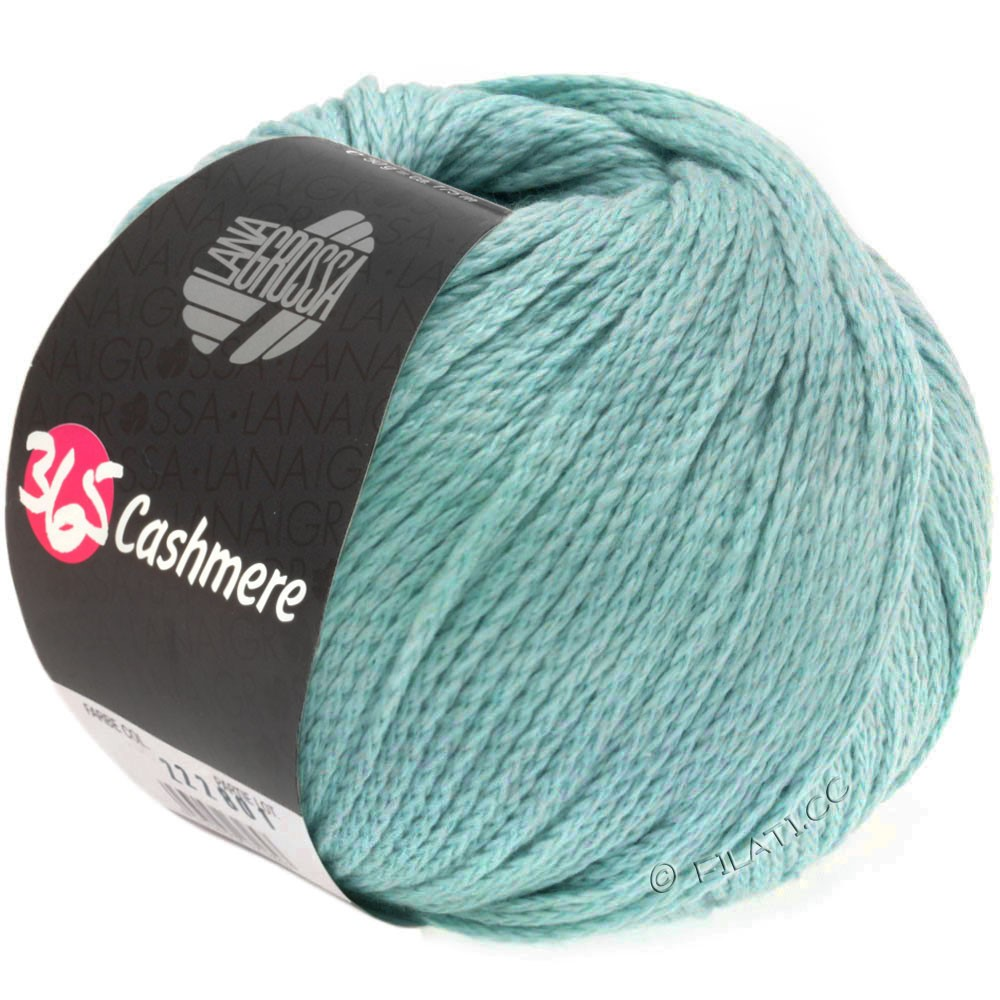 Lana Grossa 365 CASHMERE | 21-ice blue