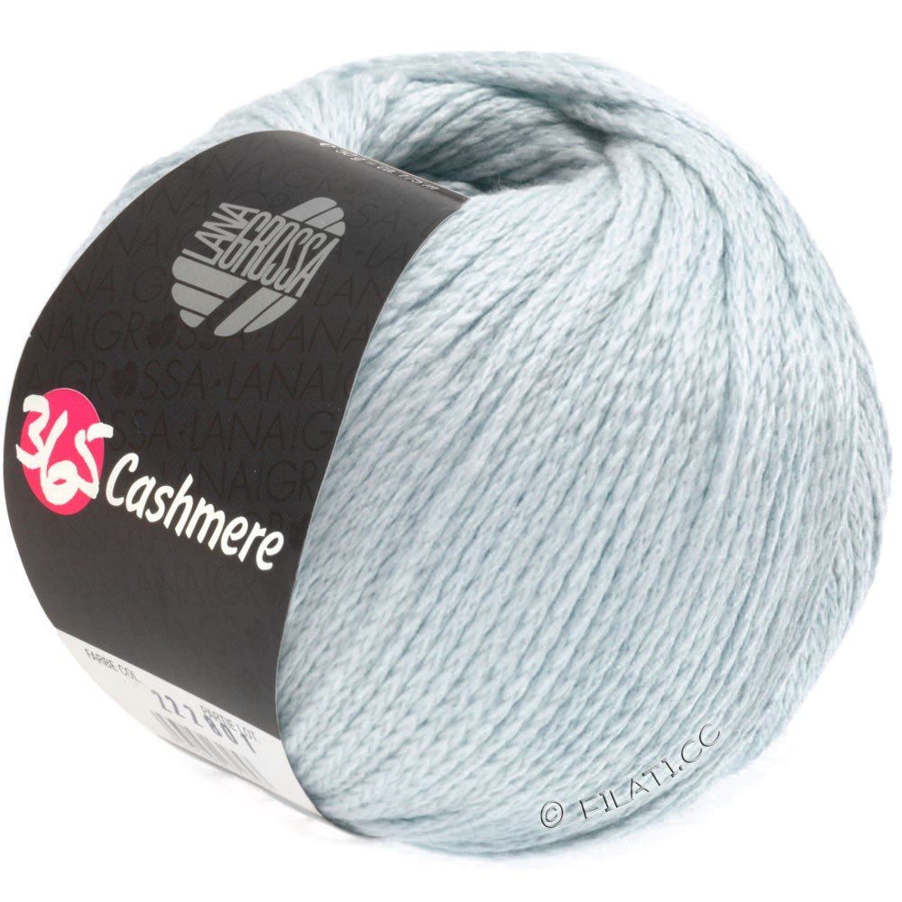 Lana Grossa 365 CASHMERE | 22-pale gray