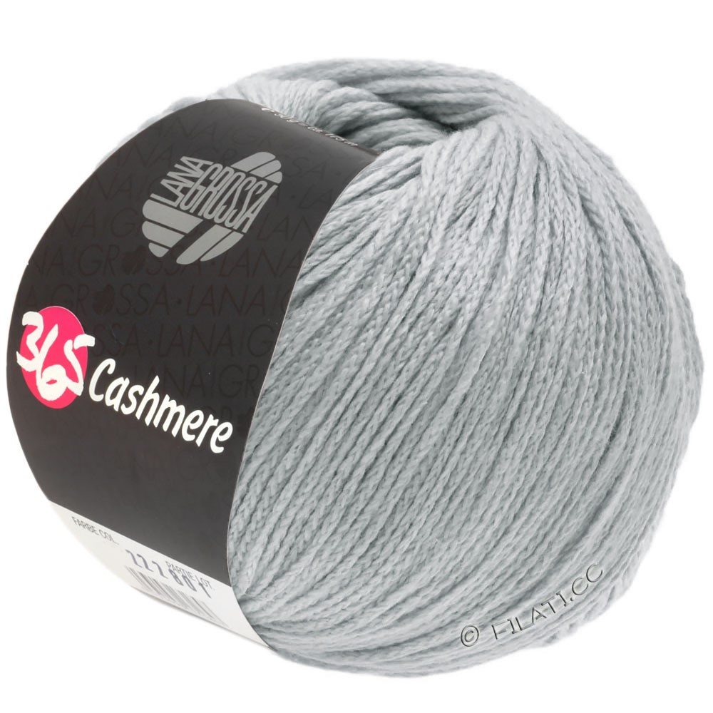 Lana Grossa 365 CASHMERE | 35-light gray
