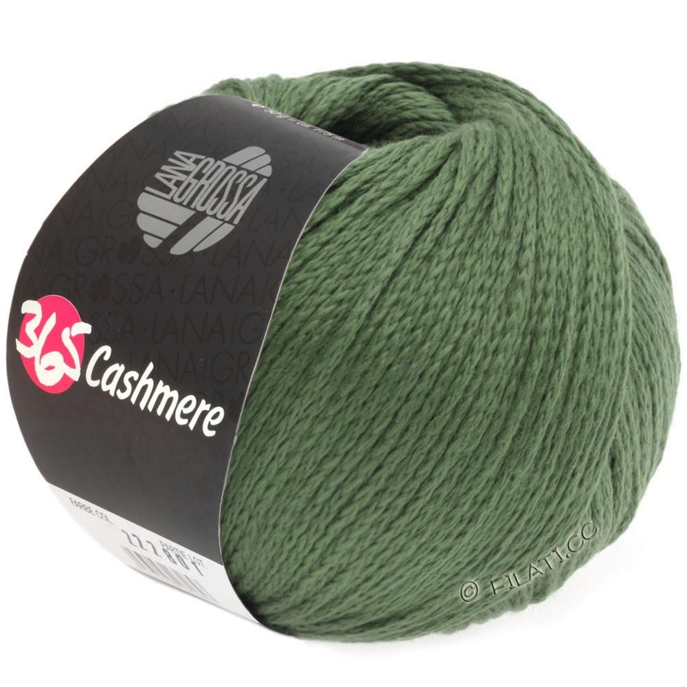 Lana Grossa 365 CASHMERE | 37-moss green