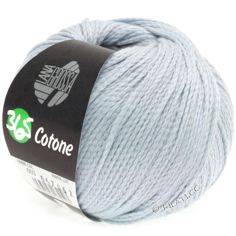 Lana Grossa 365 COTONE | 03-pale blue