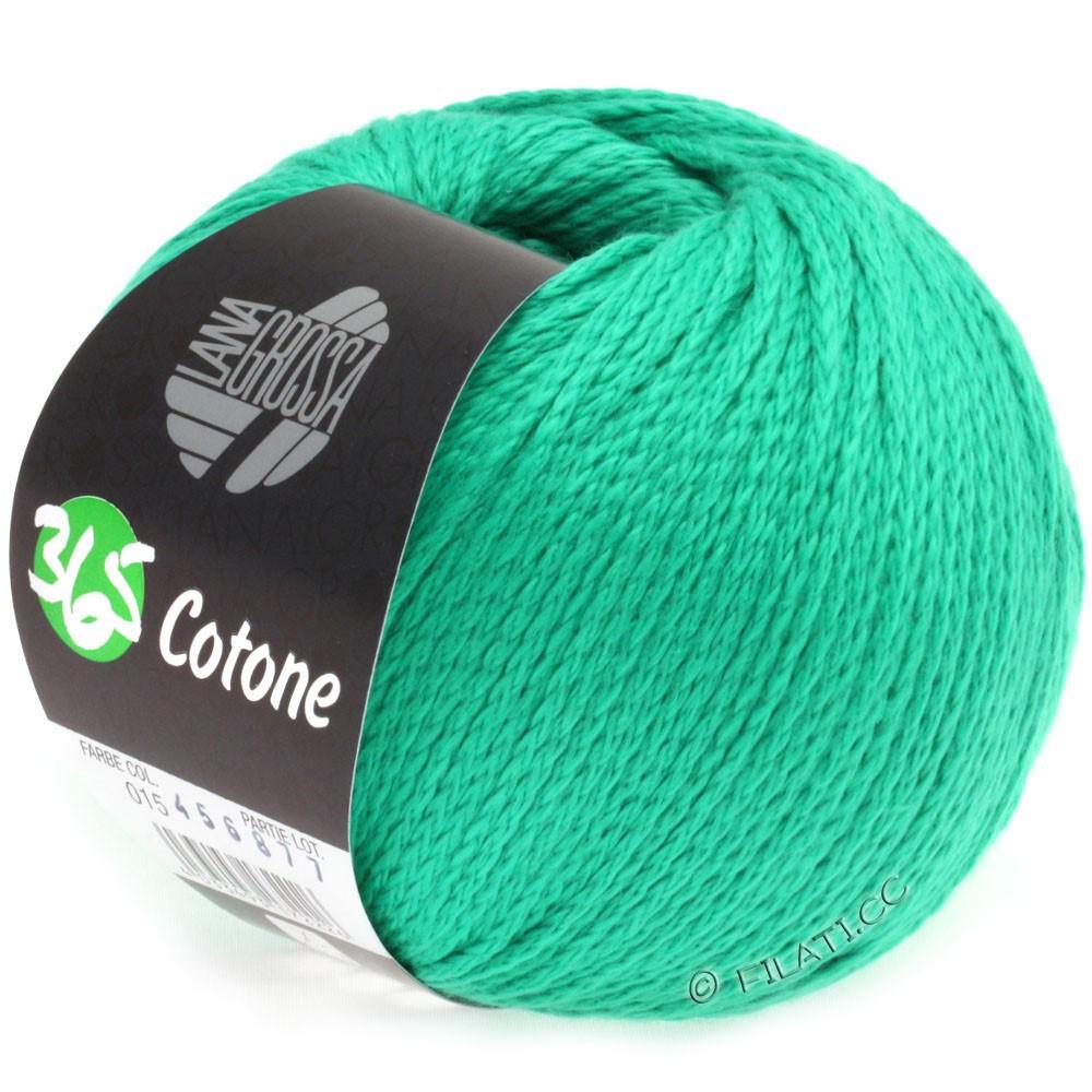 Lana Grossa 365 COTONE | 15-emerald