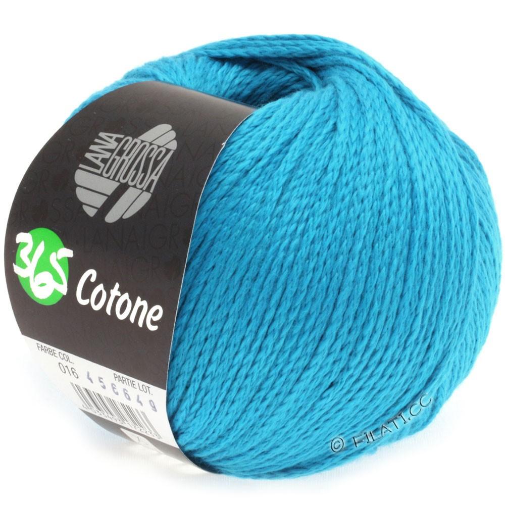 Lana Grossa 365 COTONE | 16-blue