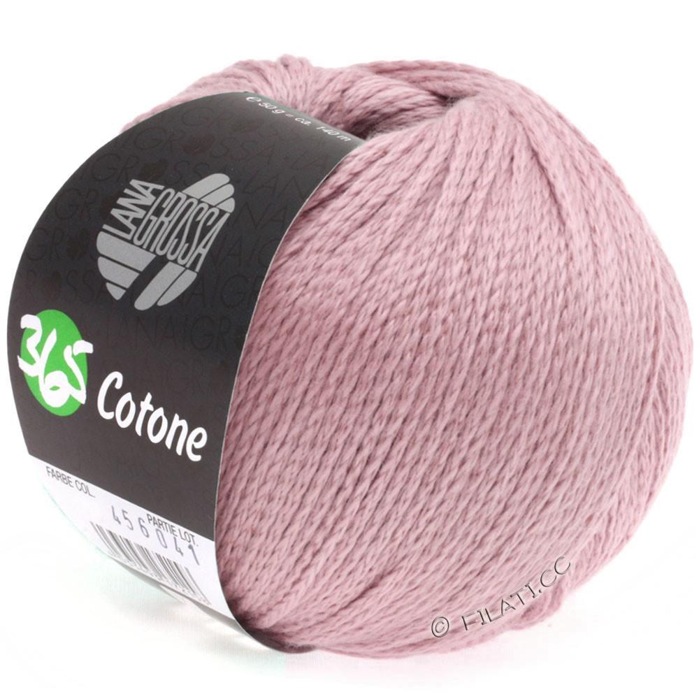 Lana Grossa 365 COTONE | 21-lilac rose