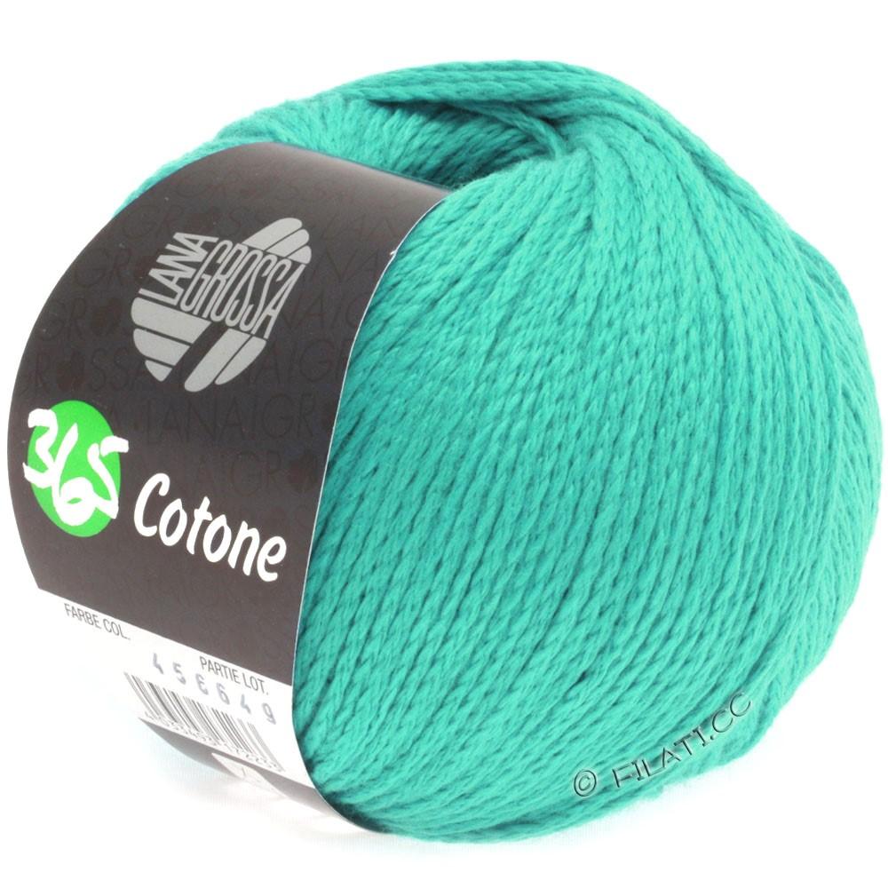 Lana Grossa 365 COTONE | 26-turquoise green