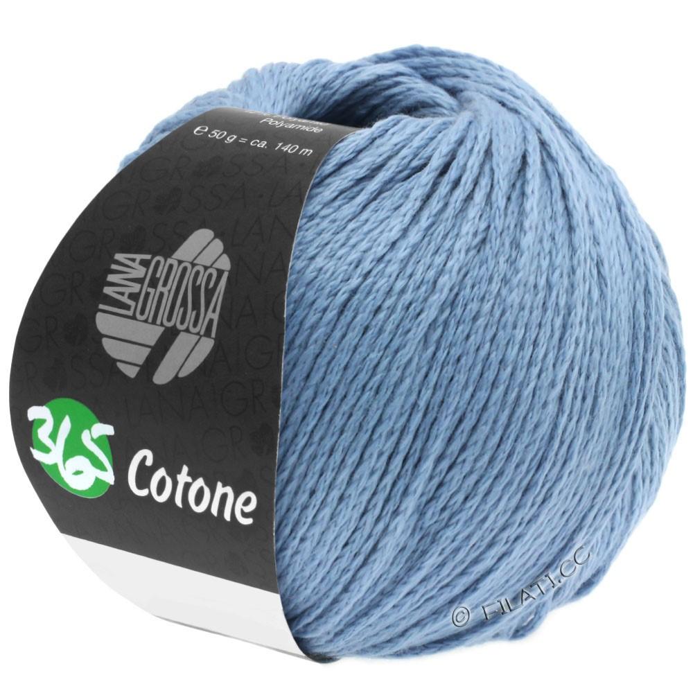 Lana Grossa 365 COTONE | 35-gray blue