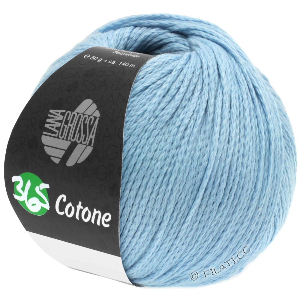 Lana Grossa 365 COTONE | 36-light blue