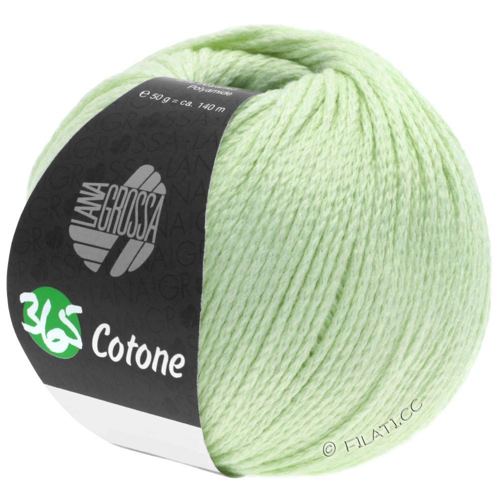 Lana Grossa 365 COTONE | 37-subtle green