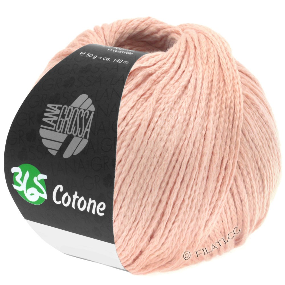 Lana Grossa 365 COTONE | 41-peach