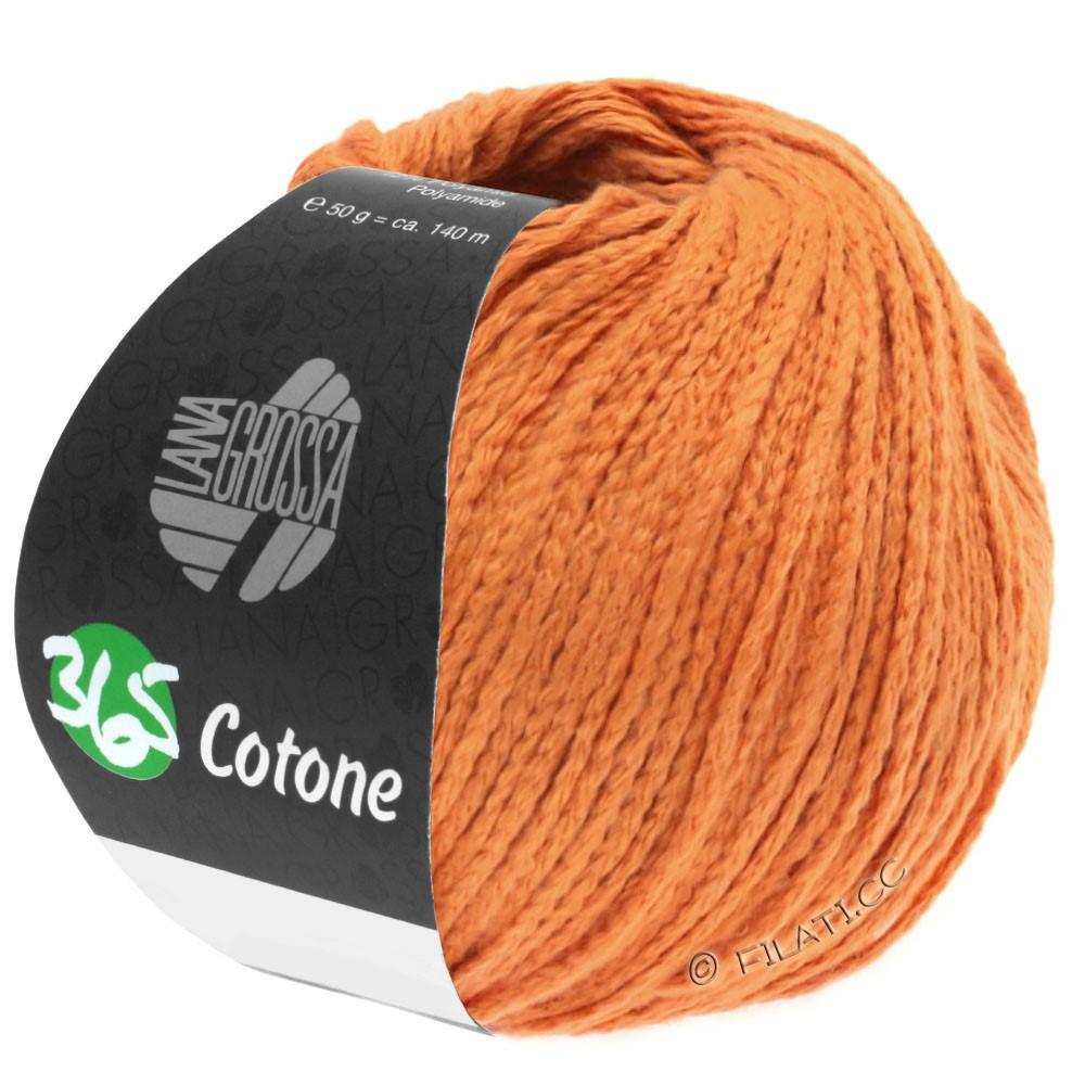 Lana Grossa 365 COTONE | 42-terra orange