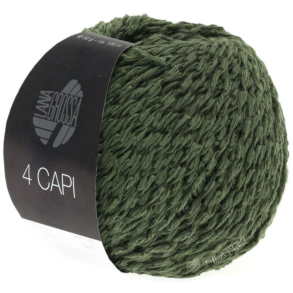 Lana Grossa 4 CAPI | 04-hunter green