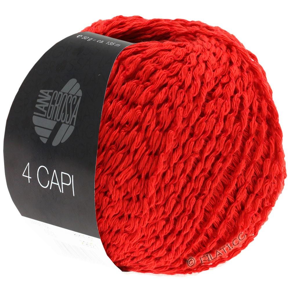 Lana Grossa 4 CAPI | 07-red