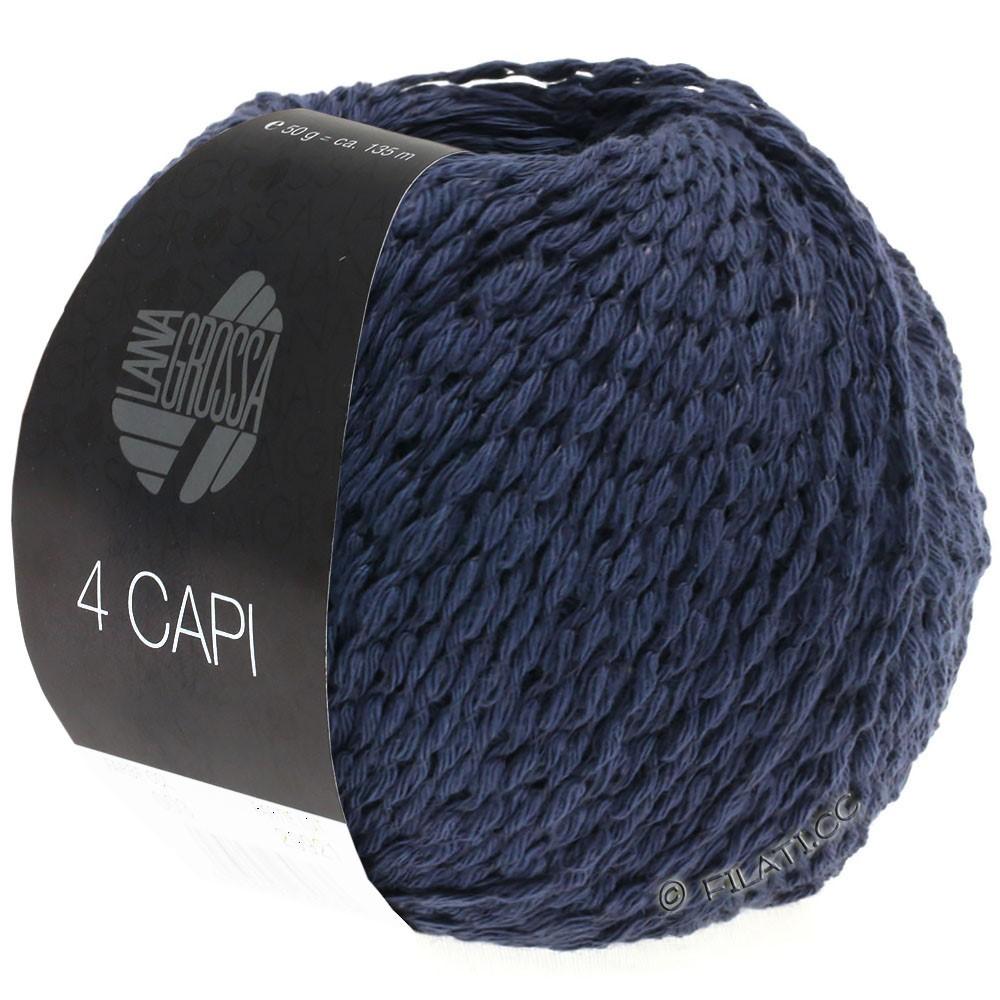 Lana Grossa 4 CAPI | 08-dark blue
