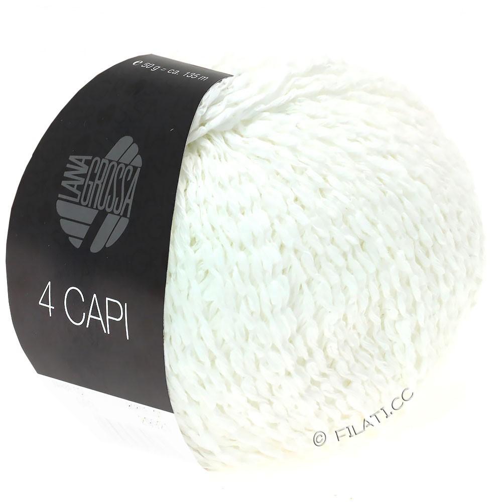Lana Grossa 4 CAPI | 11-white