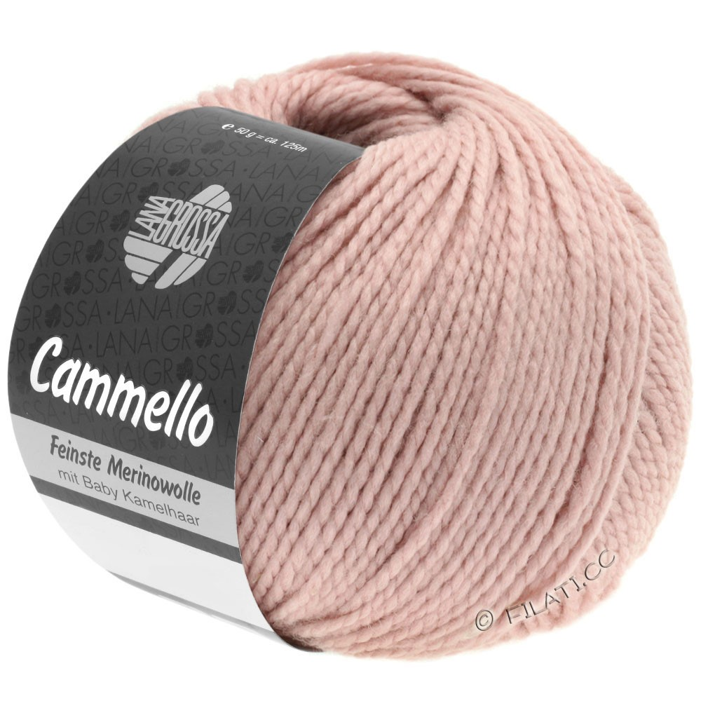 Lana Grossa CAMMELLO | 06-antique pink