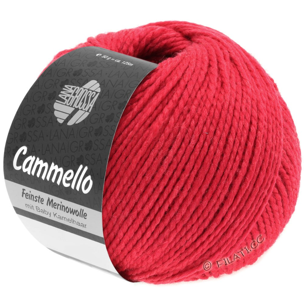 Lana Grossa CAMMELLO | 11-red