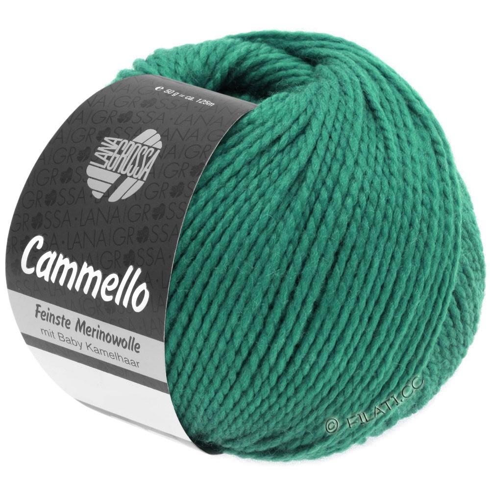 Lana Grossa CAMMELLO | 14-petrol green