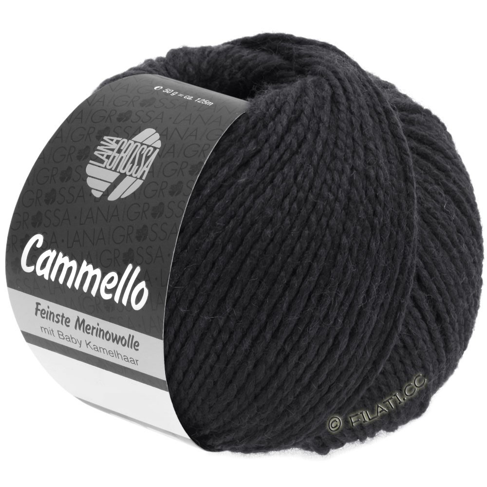 Lana Grossa CAMMELLO | 16-black