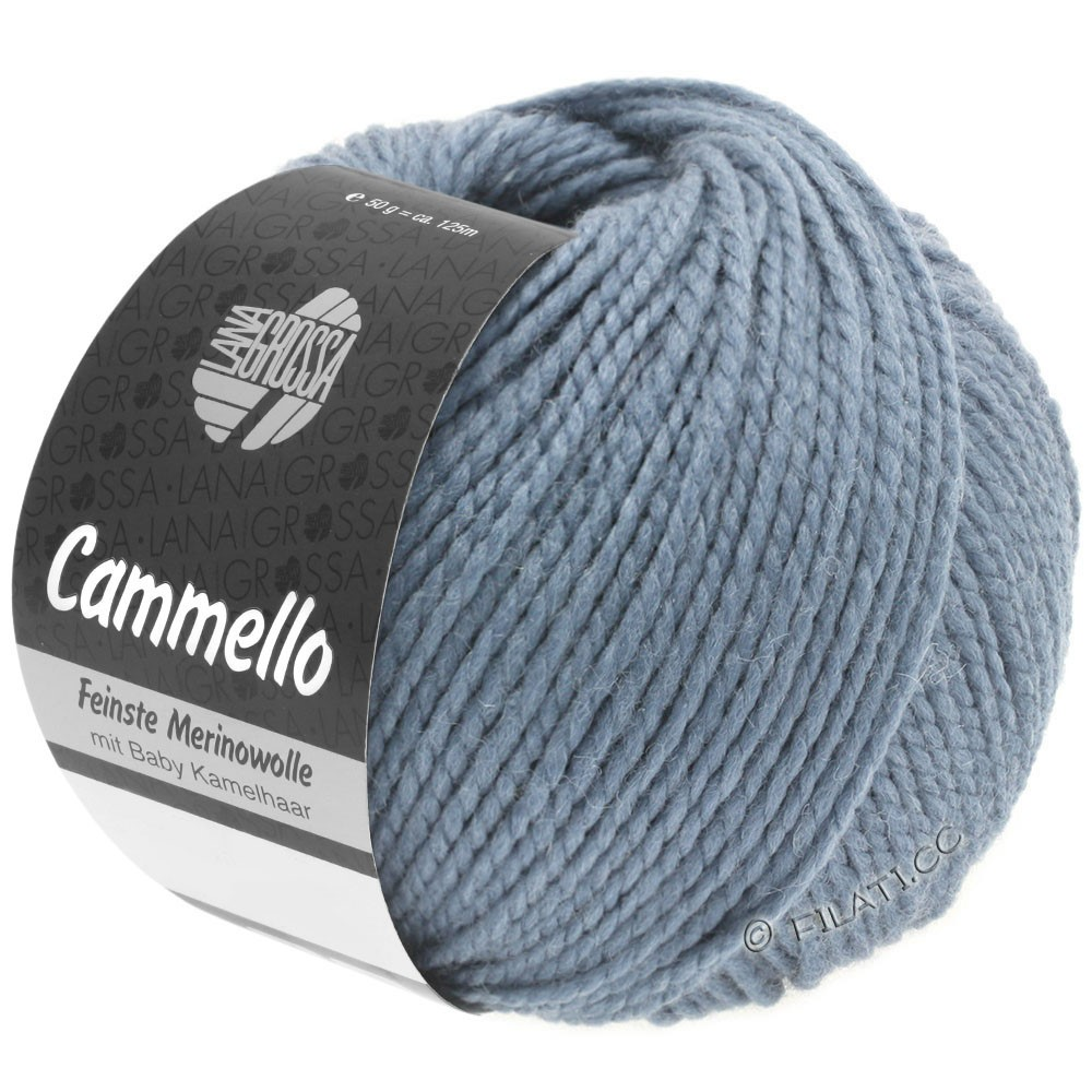 Lana Grossa CAMMELLO | 22-smoke blue