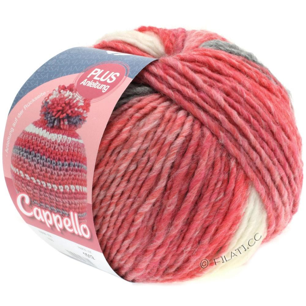 Lana Grossa CAPPELLO | 103-salmon/white/gray mix