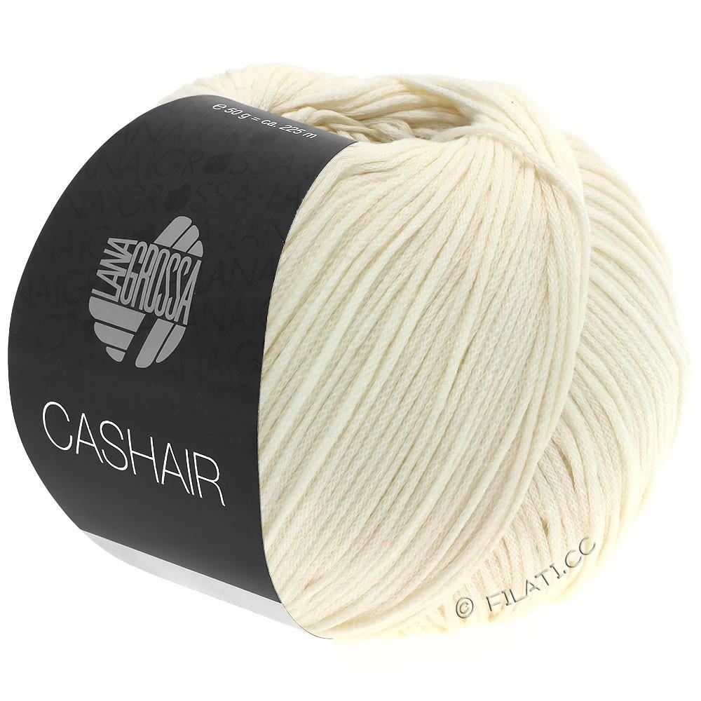 Lana Grossa CASHAIR | 01-natural