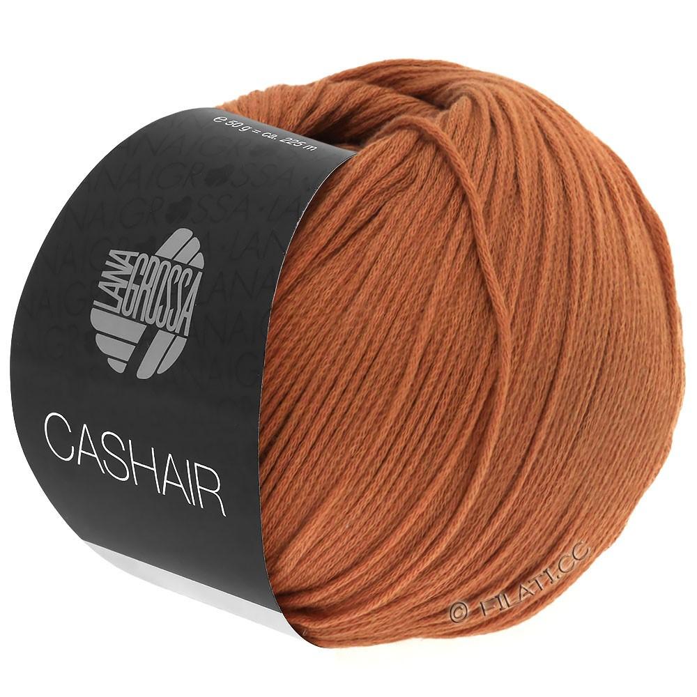 Lana Grossa CASHAIR | 05-cinnamon brown