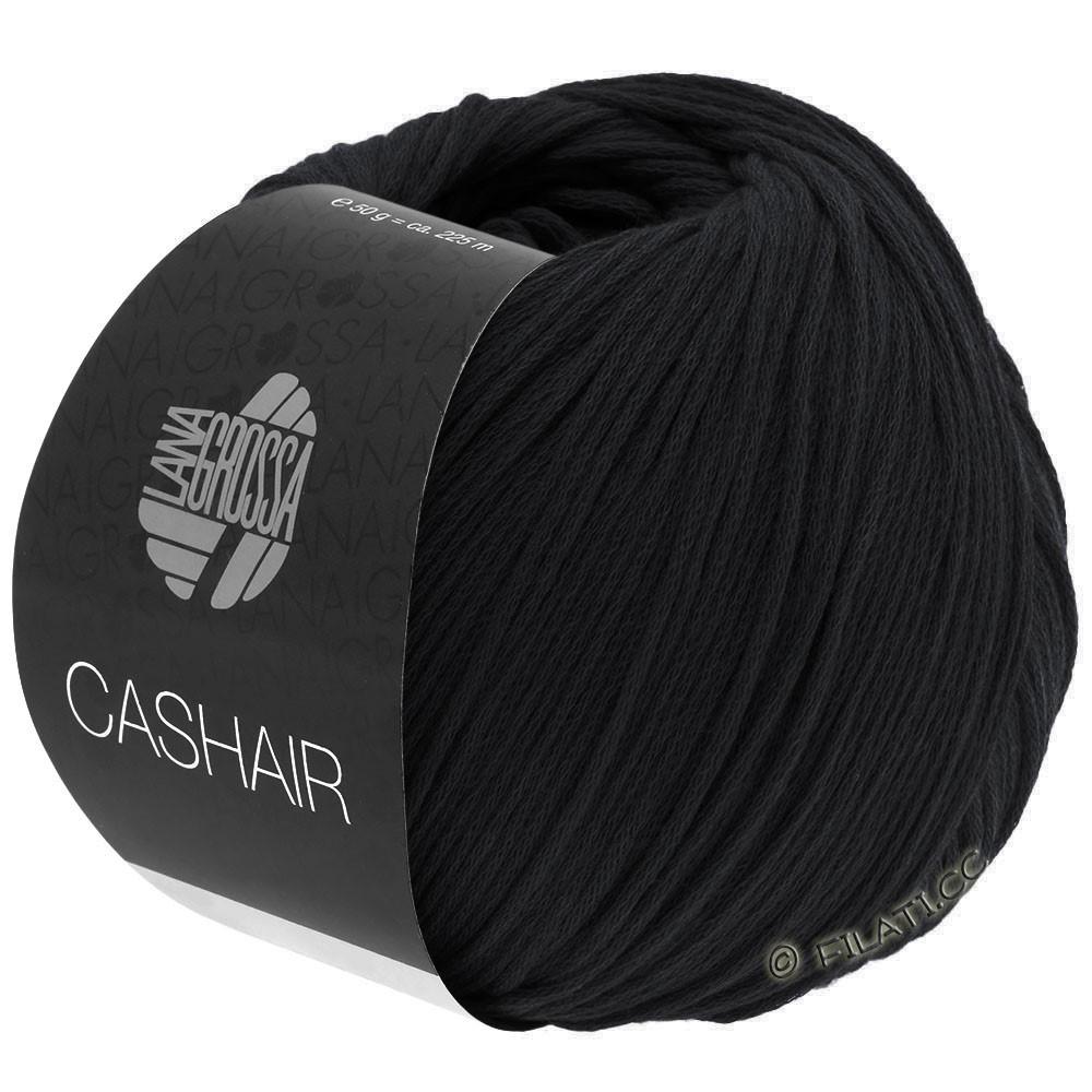 Lana Grossa CASHAIR | 08-black