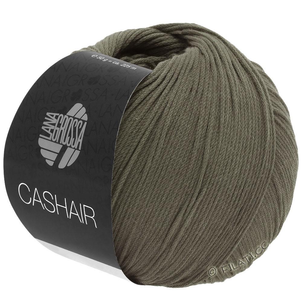Lana Grossa CASHAIR | 09-graphite