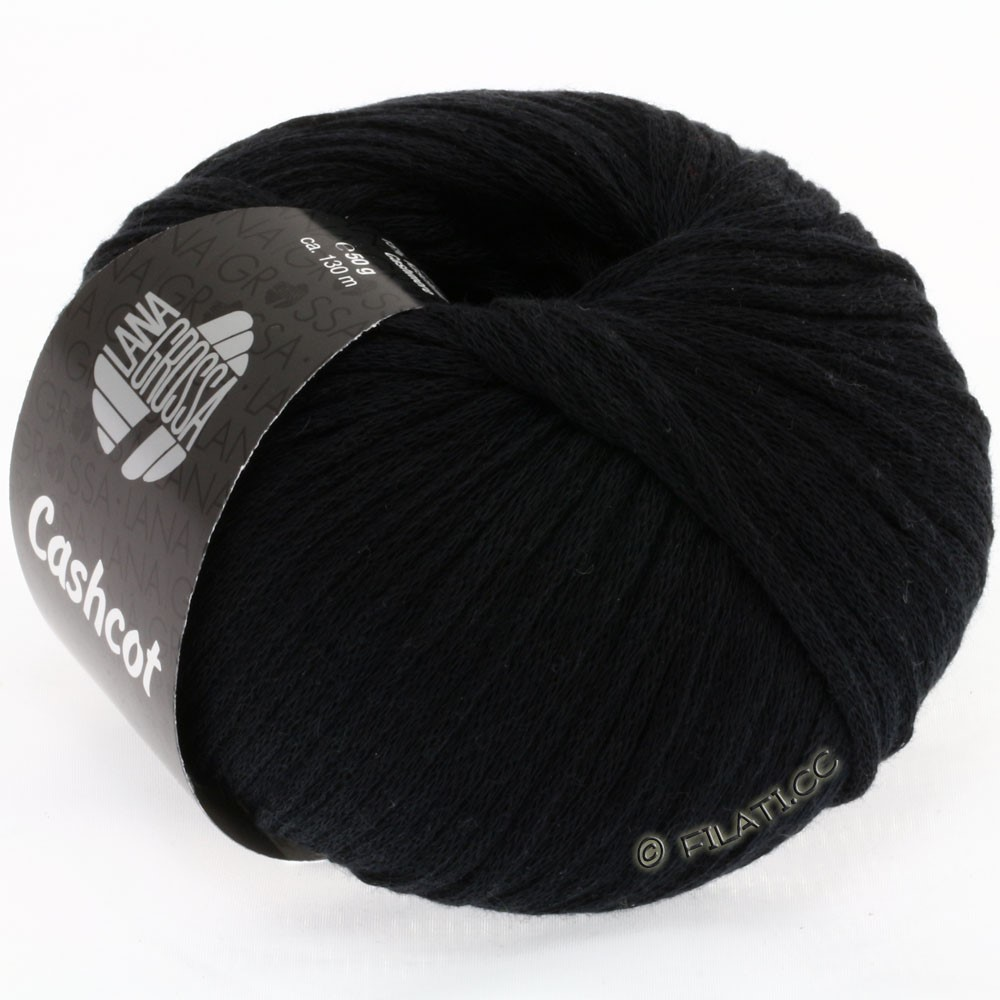 Lana Grossa CASHCOT | 13-black