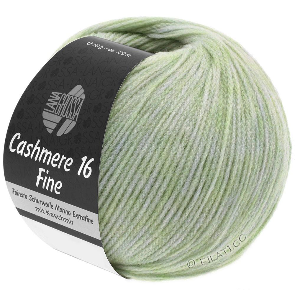 Lana Grossa CASHMERE 16 FINE Uni/Degradè | 002-pale green