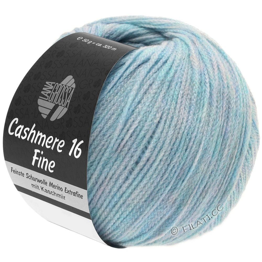 Lana Grossa CASHMERE 16 FINE Uni/Degradè | 003-light blue