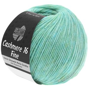 Lana Grossa CASHMERE 16 FINE | 033-mint turquoise