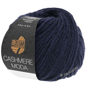 Lana Grossa CASHMERE MODA | 08-night blue